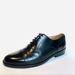 JOHNSTON&MURPHY Men's Cap Toe Shoe